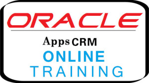 Oracle Apps CRM Online Training