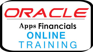 Oracle Apps Financials Online Training