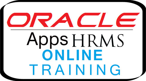 Oracle Apps HRMS Online Training
