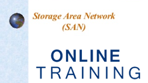 SAN Online Training