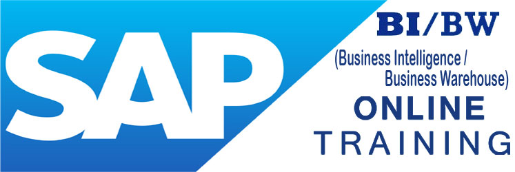 SAP BI BW Online Training