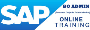 SAP BO Admin Online Training