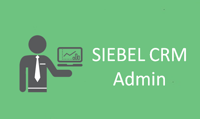 SIEBEL CRM Development and Administration Online Training